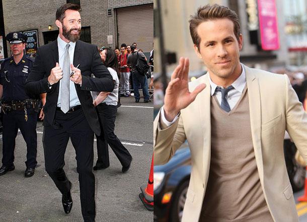 fashion for muscular men