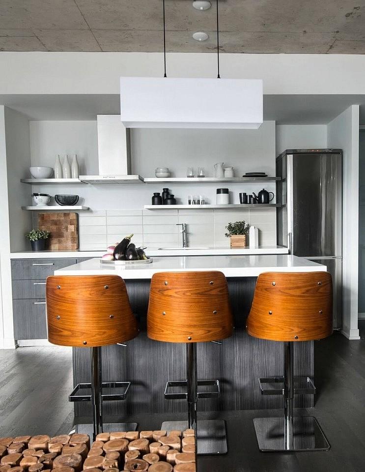 Industrial Condo Loft By Lux Design