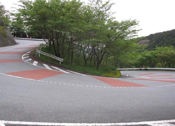 Best driving roads in Japan