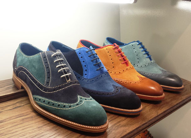 How To Rock Coloured Dress Shoes And Not Look Like A Clown