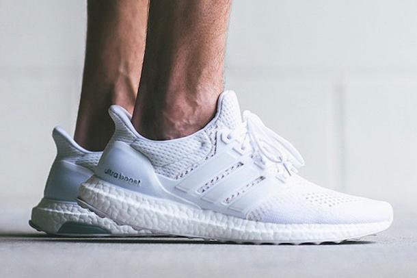 Adidas Ultra Boost White Australia