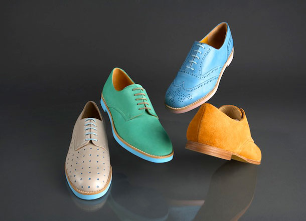How To Wear Coloured Dress Shoes