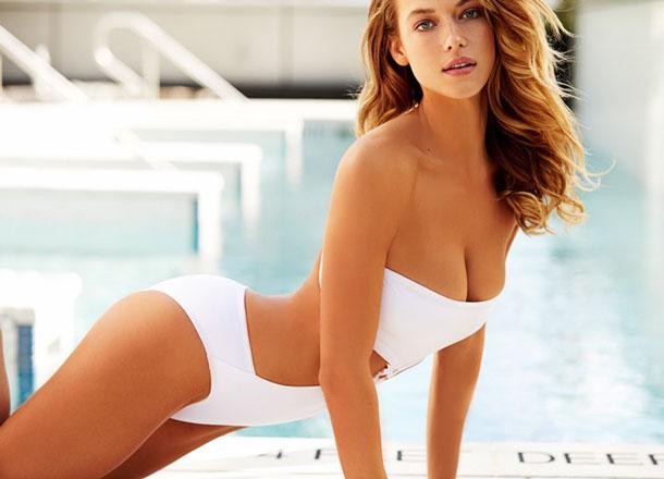 Hannah Ferguson For Sports Illustrated Summer Of Swim