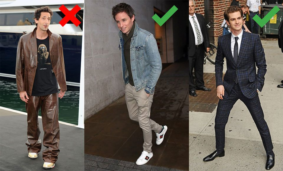 How Skinny Men Can Dress Their Body Type