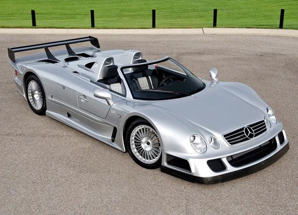 For Sale: 1999 Mercedes-Benz CLK GTR Roadster