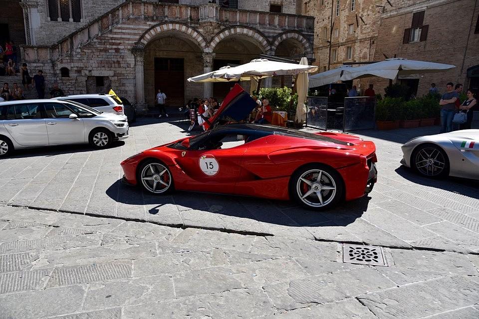 Racing The Dream: Ferrari Cavalcade 2015 Rome