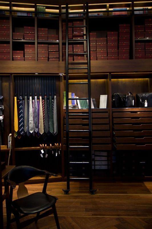 21 Amazing Amp Masculine Closet Ideas