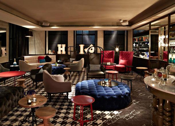 Decoding & Understanding Interior Design: QT Hotel