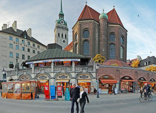 Viktualienmarkt_Cafe_Rischart