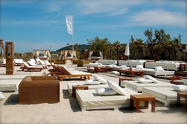 Beach bars Europe