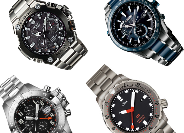 5 Tough Sports Watches That Will Never Say Die