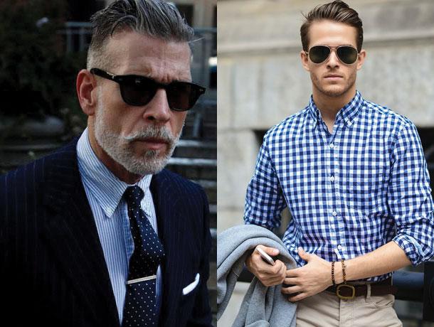 How to choose the correct men 39 s dress shirt collar for Small collar dress shirt