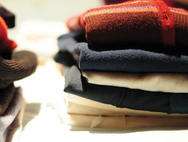 FoldedClothes