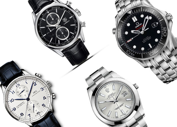 5 Versatile Men's Watches To Any Style
