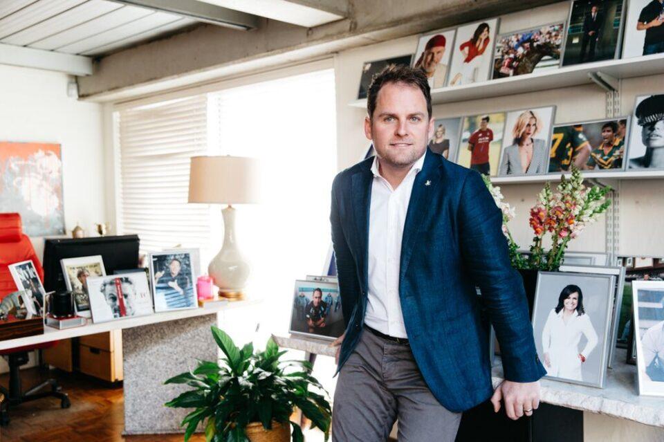 Nick Fordham Talks Surviving Showbusiness, Family Fashion