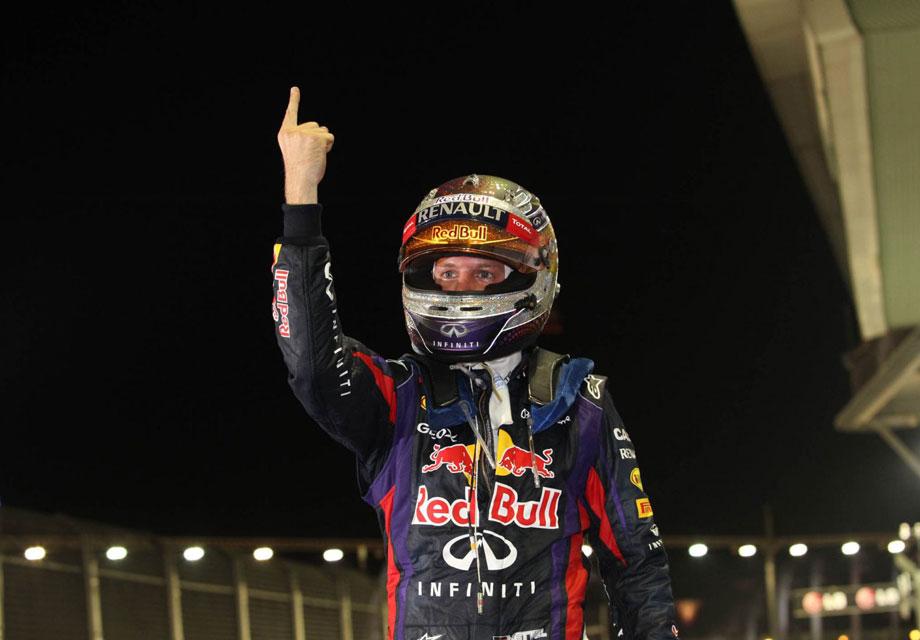 Man-Escape: Singapore F1 Grand Prix