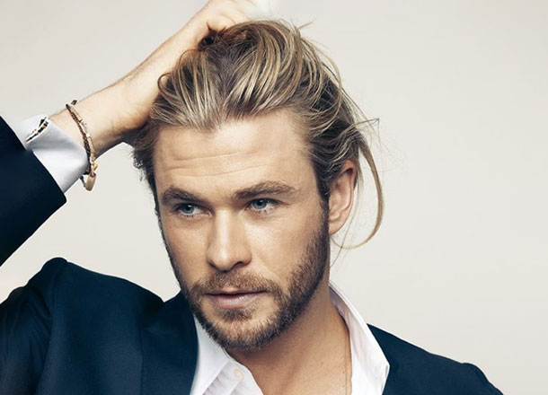 New Hairstyles For Mens 2016: The Humble Man Bun Could Be Causing Premature Balding