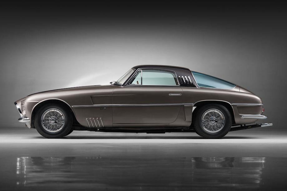 Ultra Rare Vignale-bodied Ferrari 250 Europa Heads To Auction