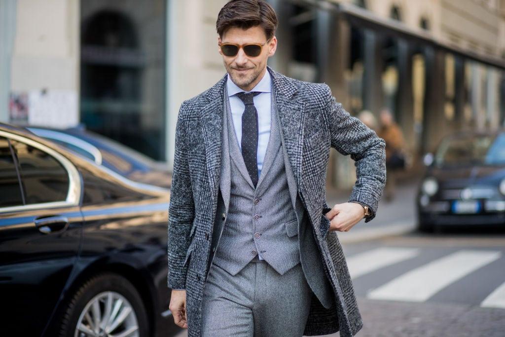 Men's Fashion  - cover