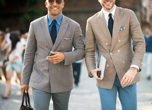 5 Stylish Office Alternatives To The Boring Business Suit