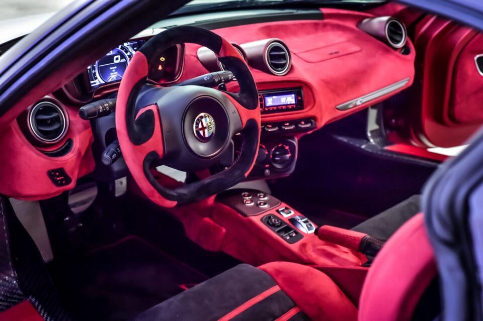 Garage Italia Lapo Elkann Unveil Alfa Romeo 4C La Furiosa