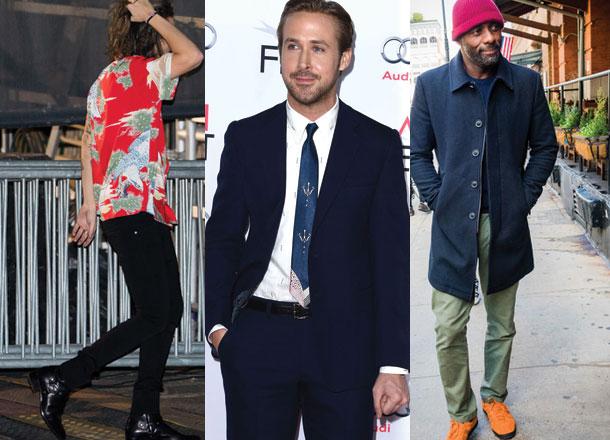 Best Dressed Men Of The Week Ryan Gosling