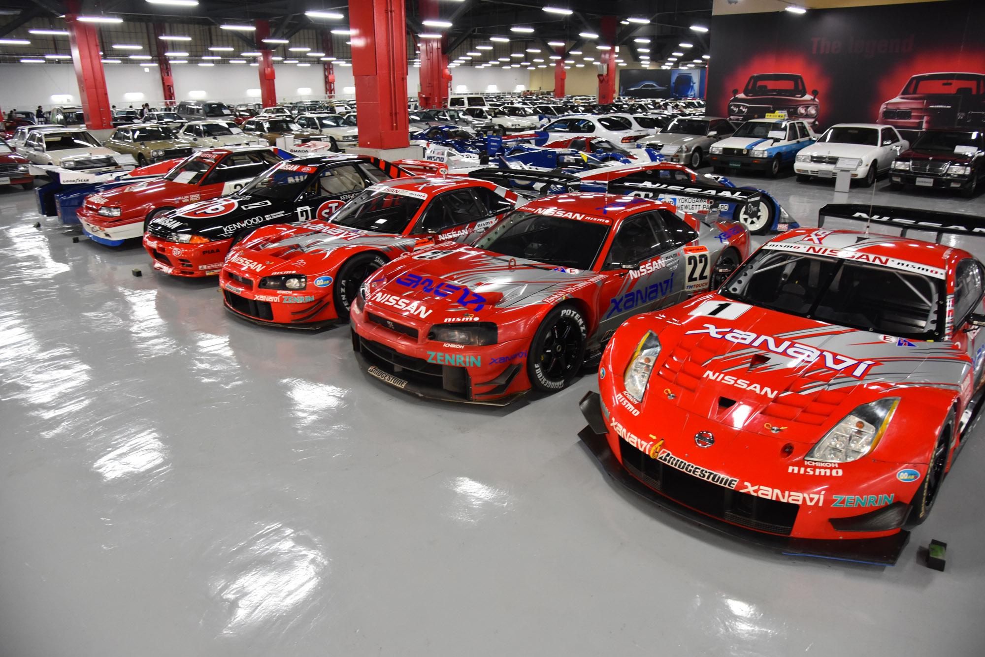 Inside The Hidden Nissan Heritage Museum