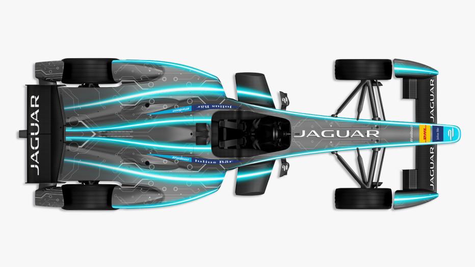 Jaguar Joins Formula-E To Develop EV Technology