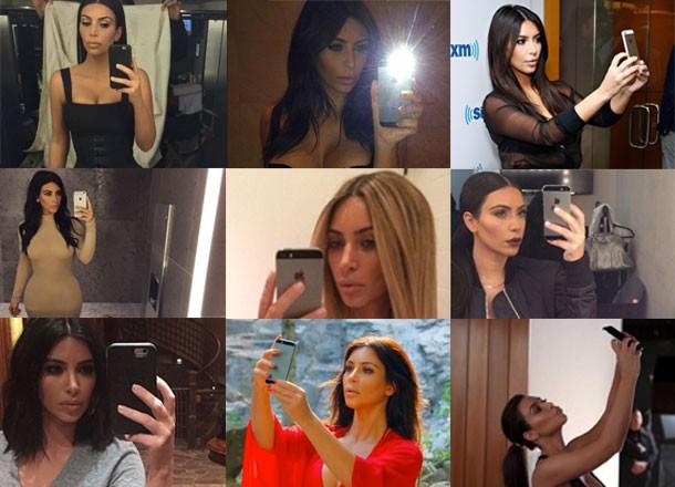 Kim-K-Selfies
