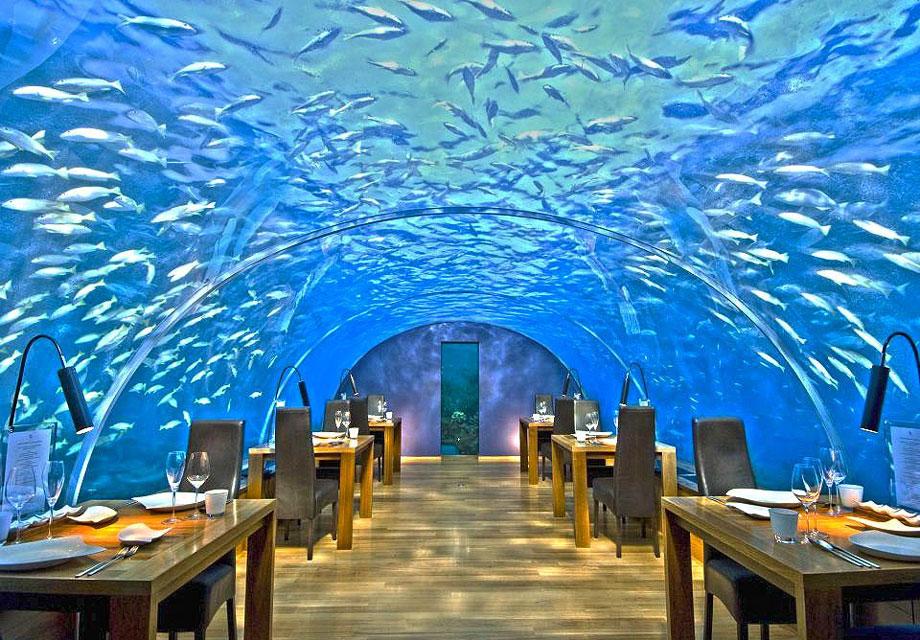 10 Coolest Restaurants From Around The World