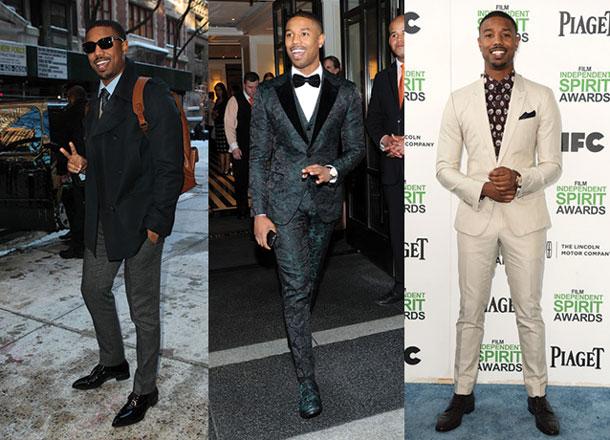 How To Get Michael B. Jordan's Style