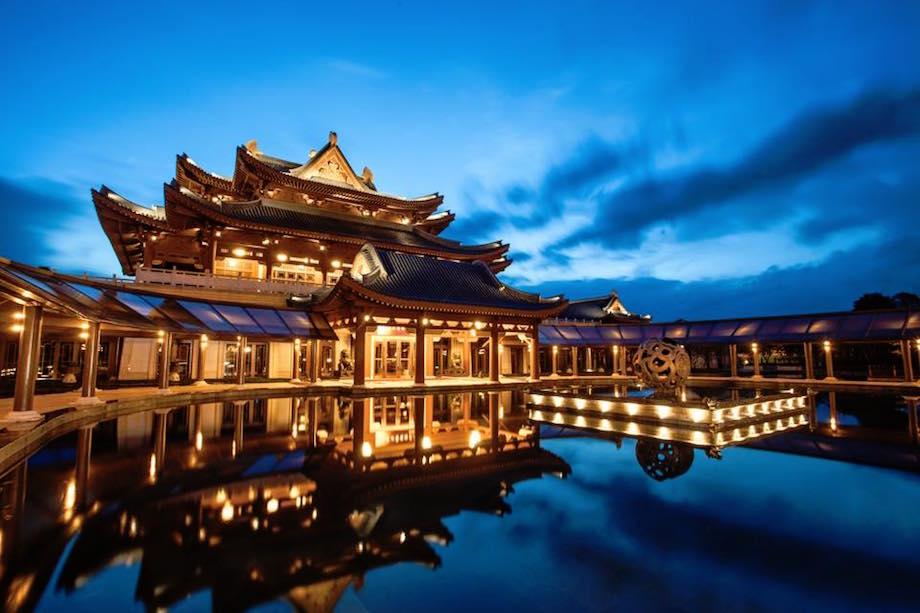 China's New Luxury Resort Is Bigger Than Monaco