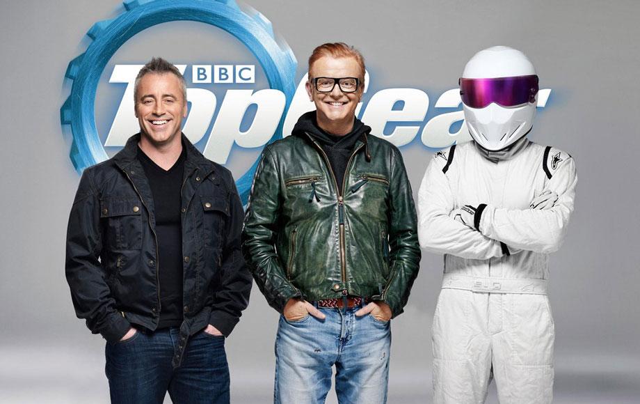 Matt LeBlanc Joins The New Top Gear Team