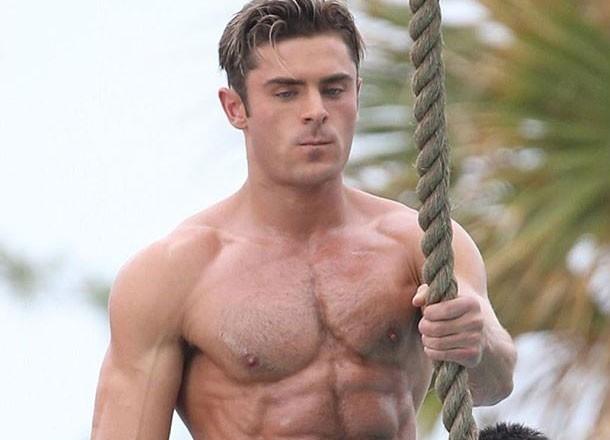 Zac Efron's Workout: H...