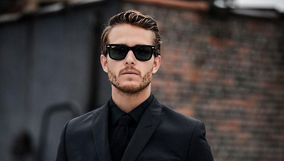50 Ways To Wear A Black Suit - Modern Men's Guide