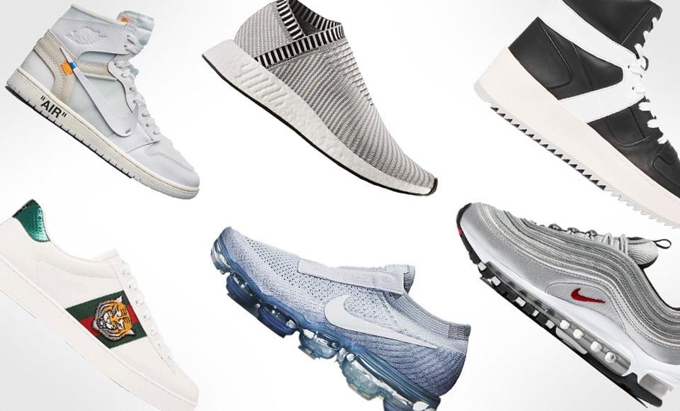 most versatile sneaker color