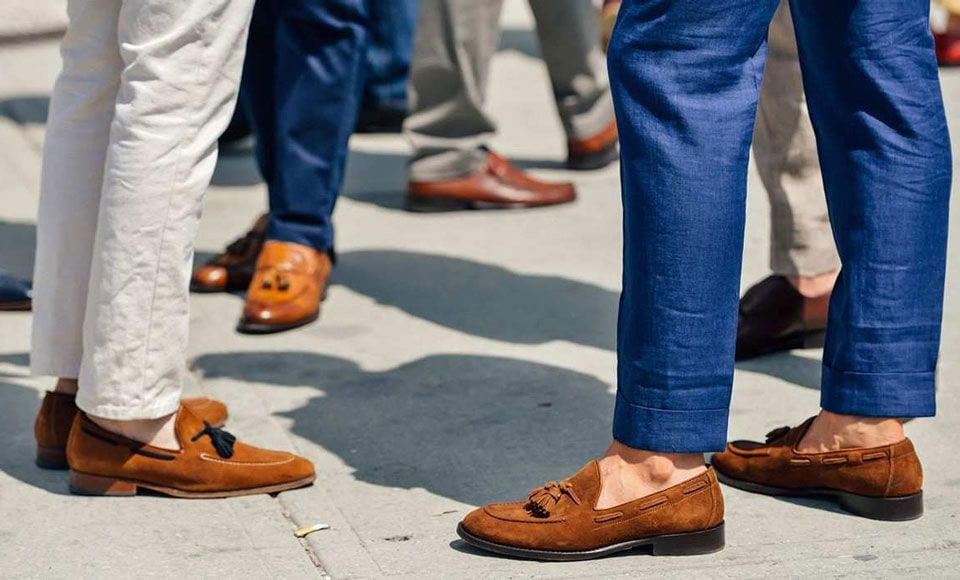 How To Wear Cropped Trousers & Jeans - Modern Men's Guide