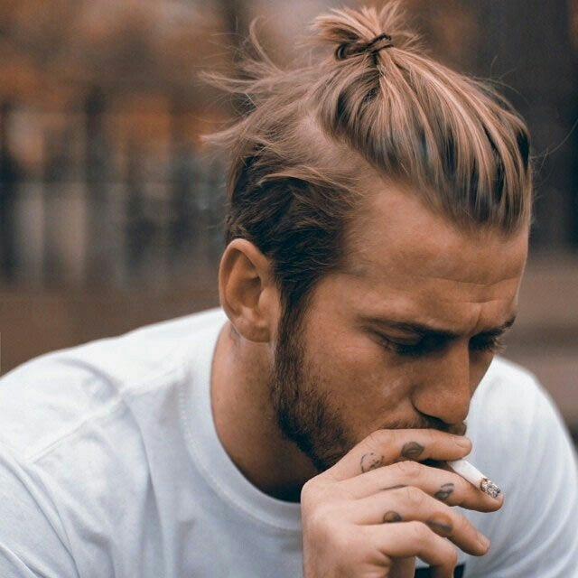 58 Ways To Wear A Man Bun