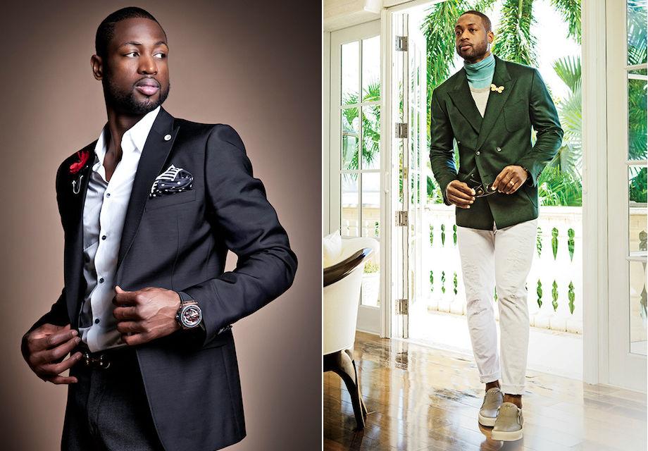 Sports Illustrated most fashionable athletes