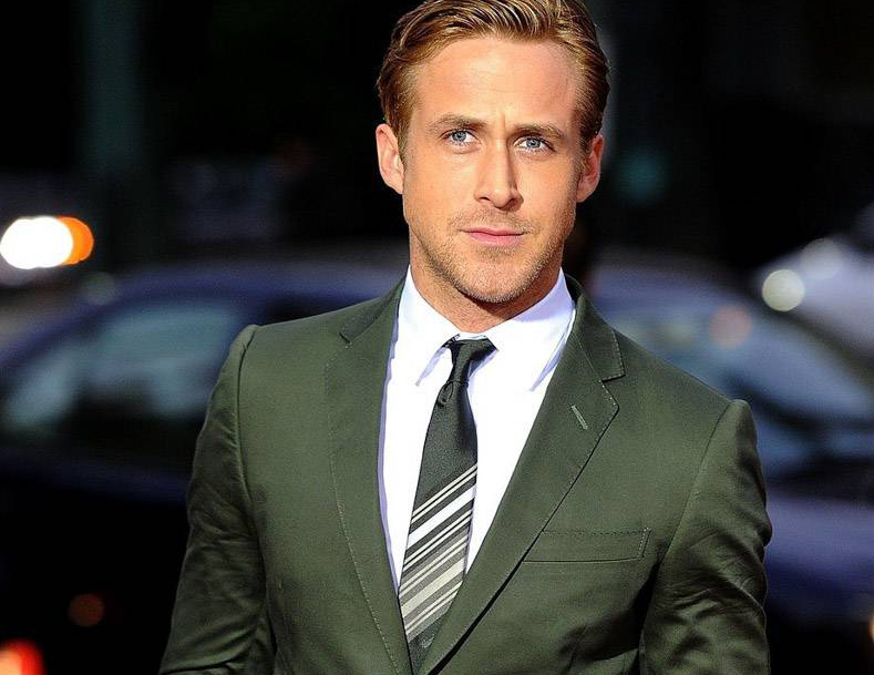 Green Suits: How To We... Ryan Gosling Instagram
