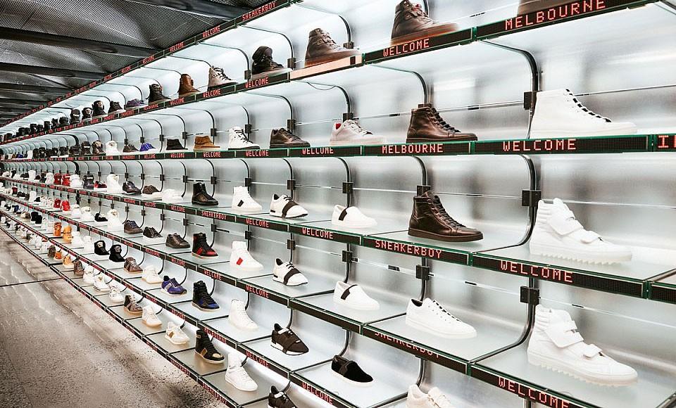 Best Shoe Stores Melbourne