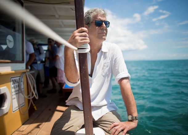 This Is The Secret To Great Travel, According To Anthony Bourdain