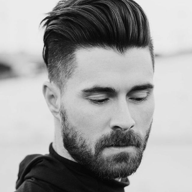 2018 Men S Hair Trend Movenment And Flow: Men's Shaved Hairstyles: 40 Ideas & Inspirations