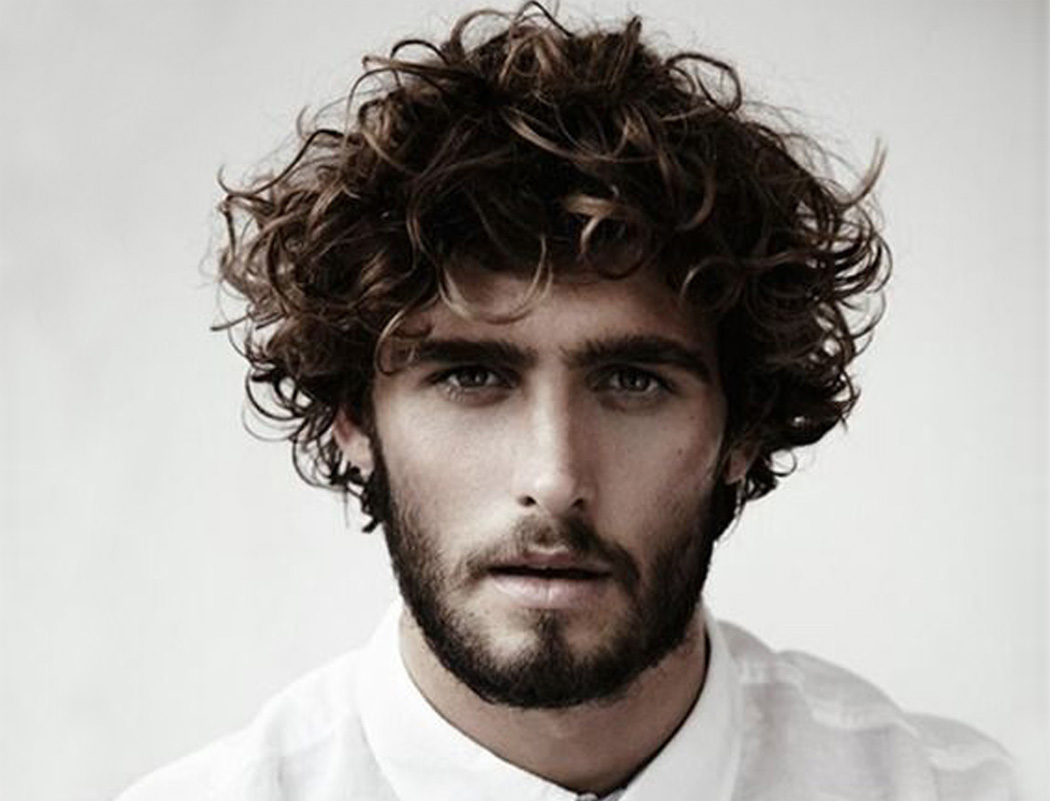 55 Men 39 S Curly Hairstyle Ideas Photos Inspirations