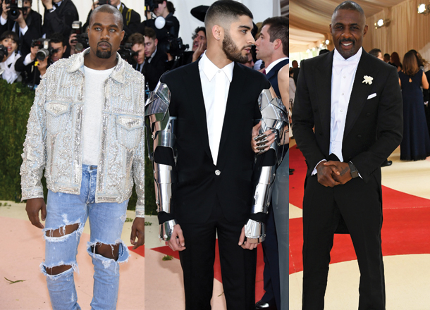 Best Dressed Celebrity Men Of The Week - D'MARGE
