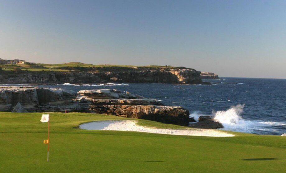 Sydney golf courses