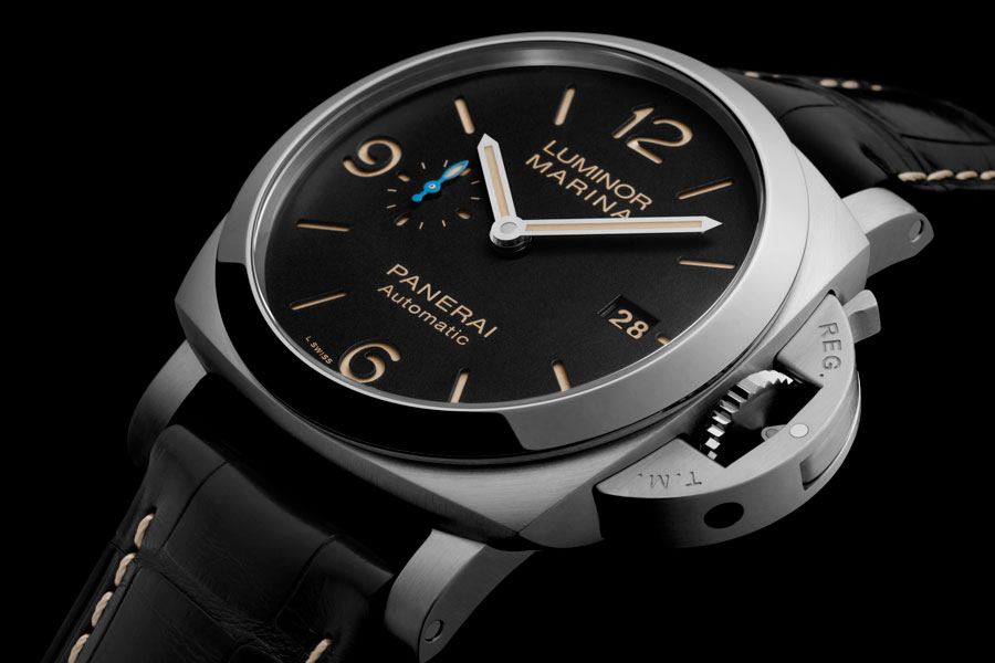 Panerai Show Off Their Latest Timepieces At Florence Exhibition