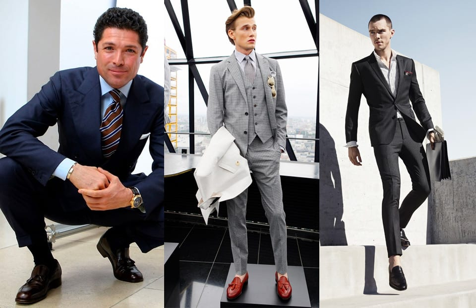 How To Wear Loafers - Modern Men's Guide