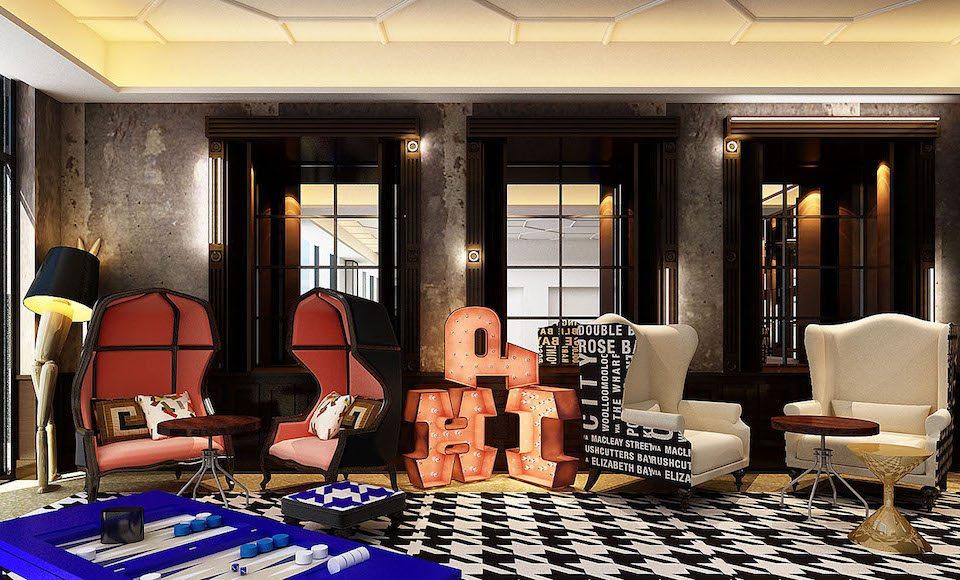 Cool Sydney Hotels