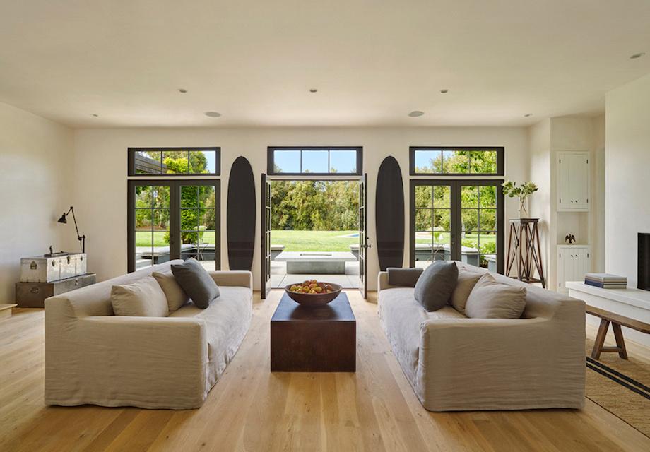 Inside The Luxe Malibu 'Farmhouse' Of Designer James Perse